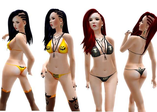 Fierce bikini
