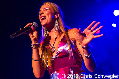 Joss Stone - 10-06-12 - Royal Oak Music Theatre, Royal Oak, MI
