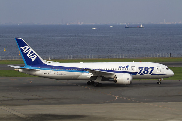 ANA B787-8