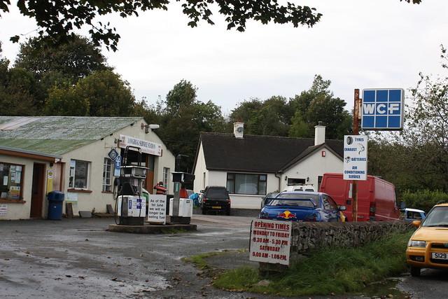 WCF, Little Urswick Cumbria.