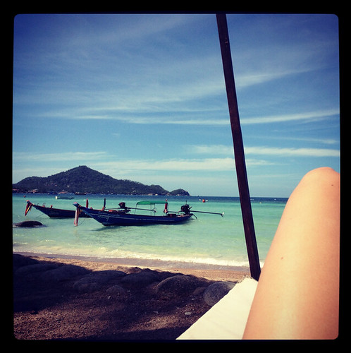 Camilla auf Reisen/ Thailand