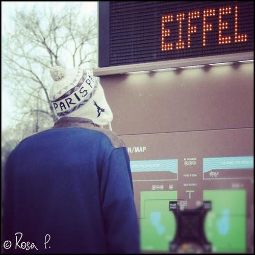 France - Tour Eiffel