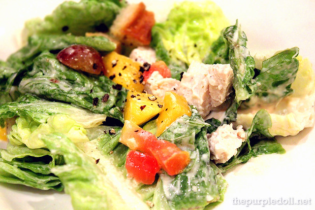 Sicilian Chicken Salad Lunch P425 Regular P650