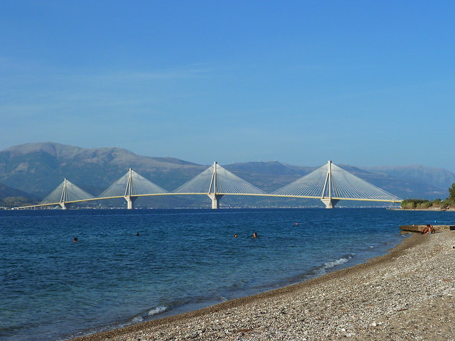 Rio - AntiRio Bridge