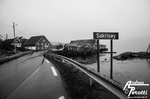 Lofoten, Sakrisøy - 23.09.2012