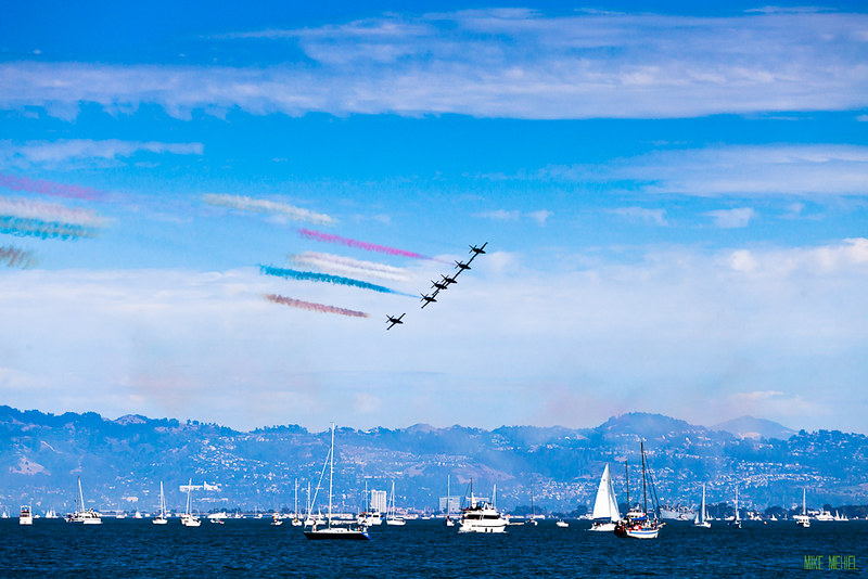 San Francisco Fleet Week 2012