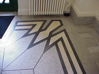Foyer, Hoover Building