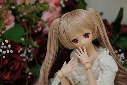 SAKUNO -White Lolita Style-