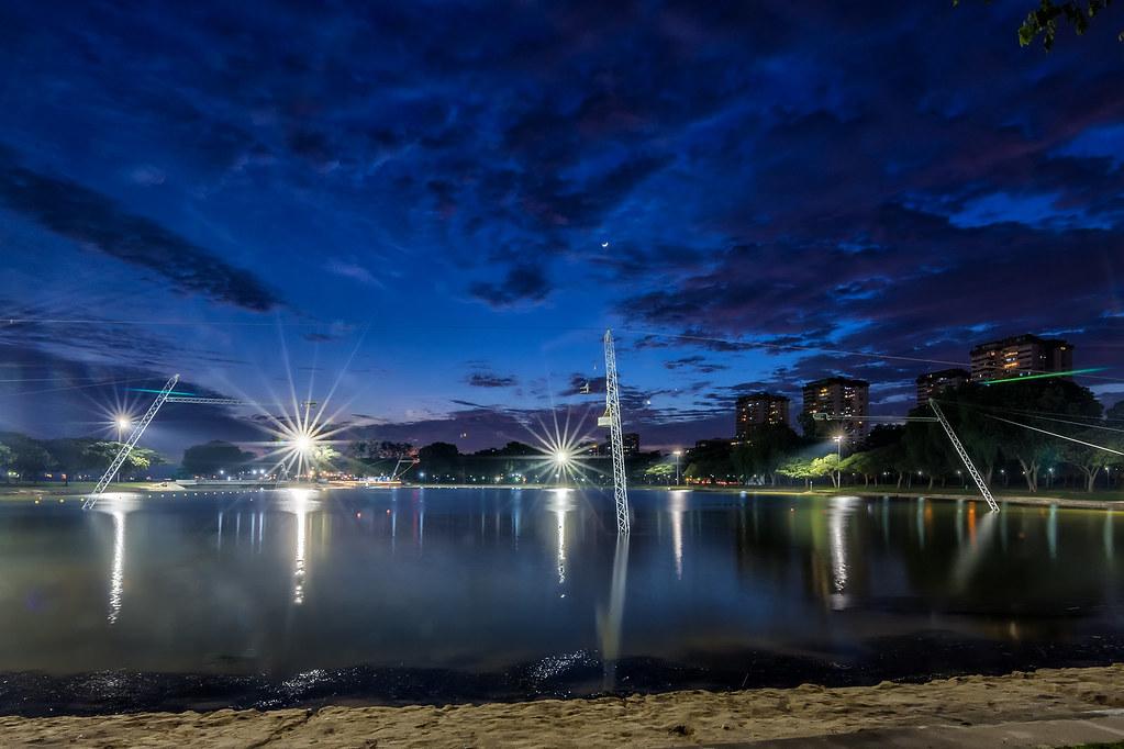 Вечерние фото East Coast Beach