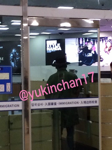 G-Dragon - Haneda Airport - 02mar2015 - yukinchan17 - 04