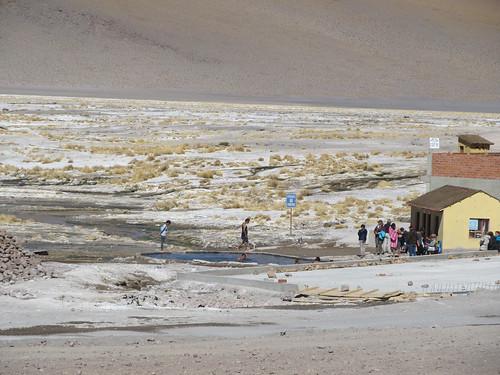 Le Sud Lipez: les eaux thermales
