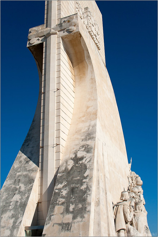 Pomnik odkrywców w Belem, Lizbona
