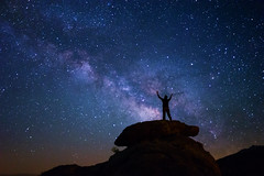 Galactic Embrace