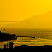 Sunset at Pier 39: San Francisco California by mharoldsewell