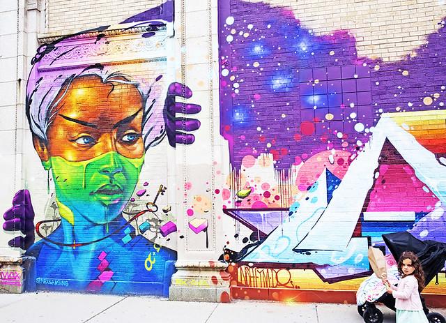 Stop Taking Photos of Street Art