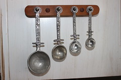 Spoons for baking