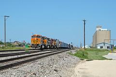 BNSF Saginaw, TX