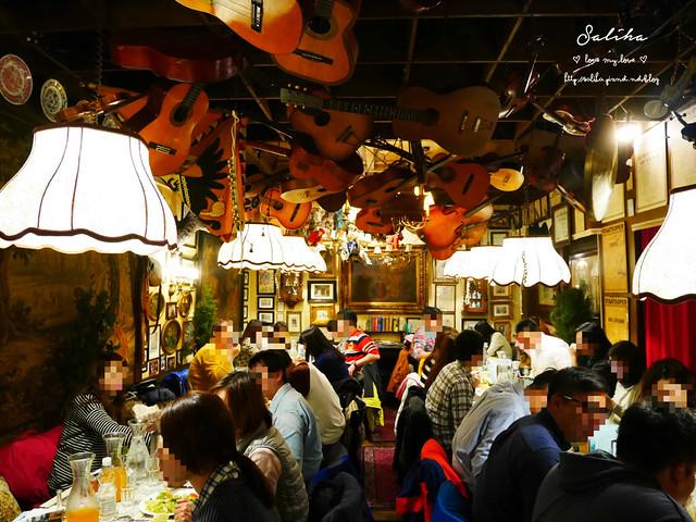奧地利維也納餐廳推薦Marchfelderhof restaurant紅頂商人 (7)