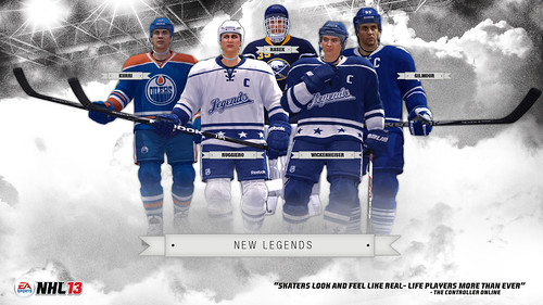 nhl 13 legends