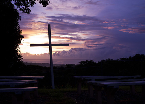 sunrise christ cross jamaica mission highgate