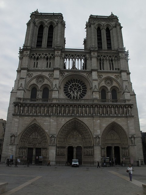 Notre Dame outer