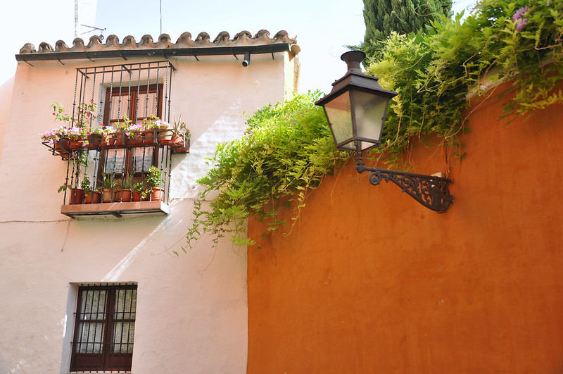 Sevilla-rincón(Calle Judería)