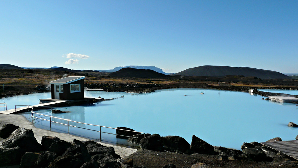 Mývatn nature baths