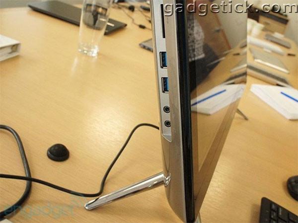 Samsung AIO Series 7 27-inch 23-inch
