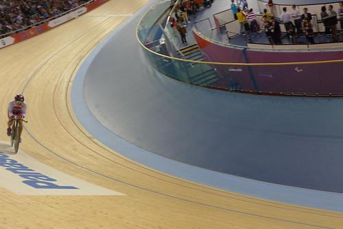 Paralympics Day 3 - Velodrome