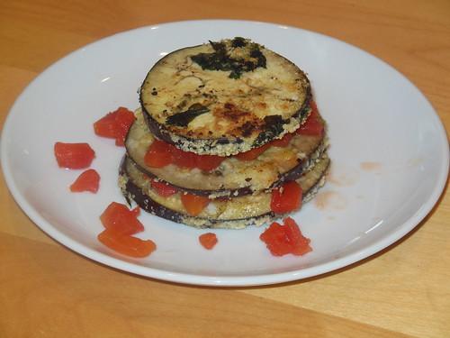 Paleo Eggplant Parmesan recipe