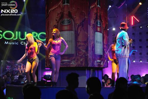 soju room performance