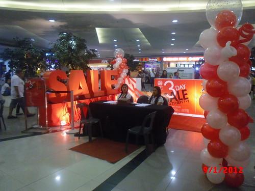 SM City Manila 3 Day Sale KNT 24