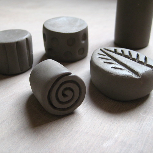 Pottery Stamps