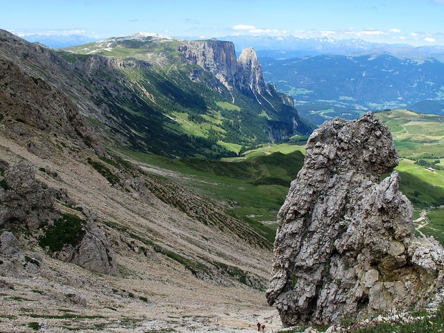 Las Dolomitas, Alpes italianos