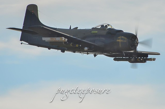 Douglas AD-4N Skyraider N965AD