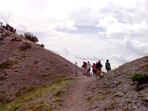 In cima della montagna by Ylbert Durishti
