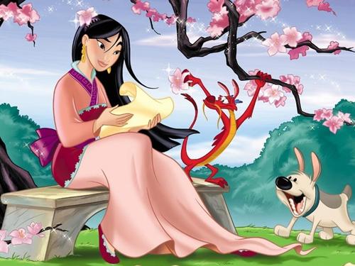 Mulan - Inspiration (2)