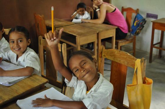 地球の裏側プロジェクト in ホンジュラス ~子供たちに勉強する環境と笑顔を〜_画像03