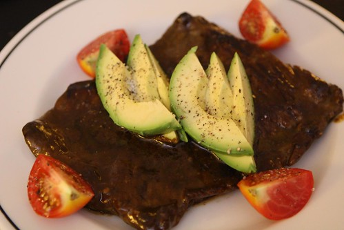 Spicy Avocado Marinated Skirt Steak
