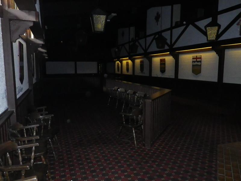 Заброшенный бар