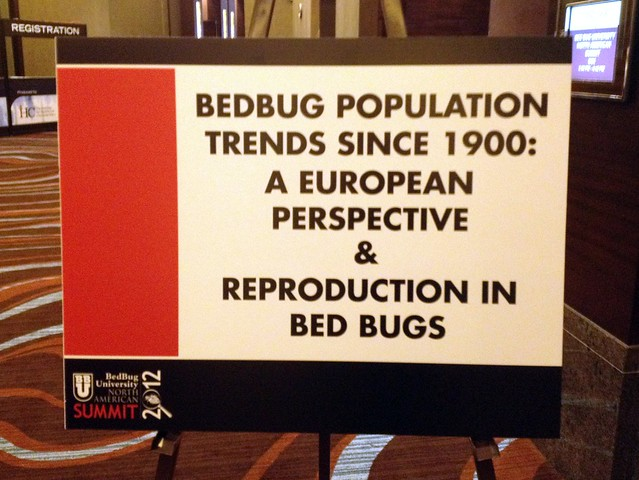 BedBug University Seminar