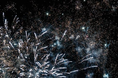 Fireworks by Valentyn Chub