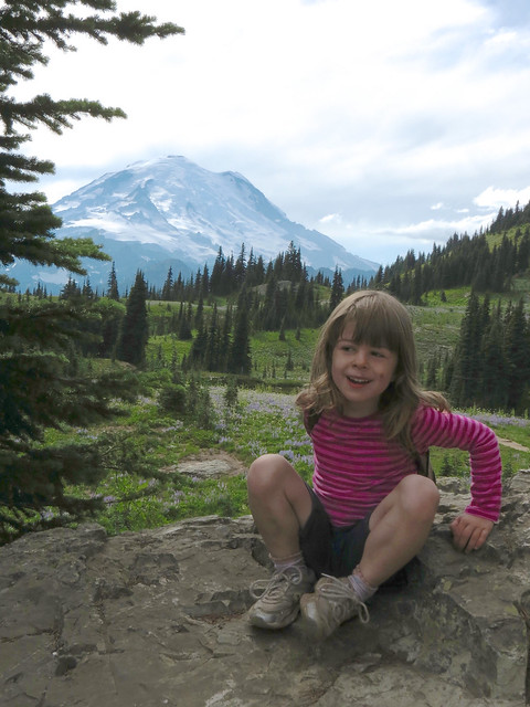 Ellie and the Mountain