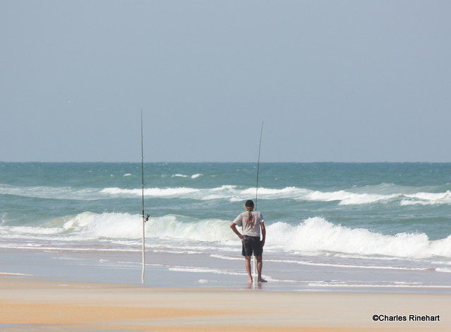 Surf fishing in flagler beach florida flickr photo for Florida surf fishing