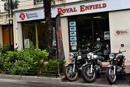 Tendance Roadster - Royal Enfield