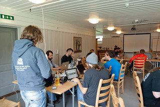Hacking Perl at Preikestolhytta