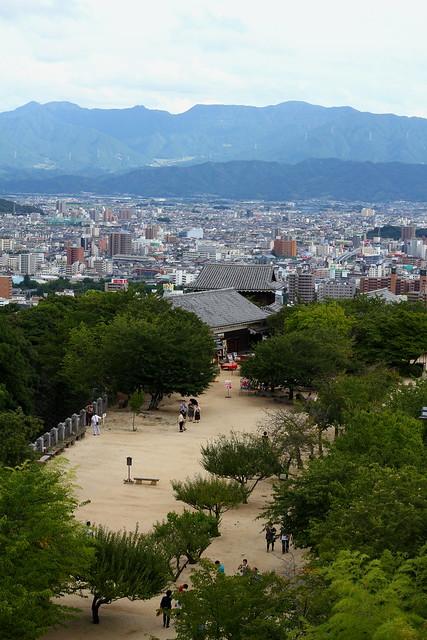 Matsuyama Castle Entry