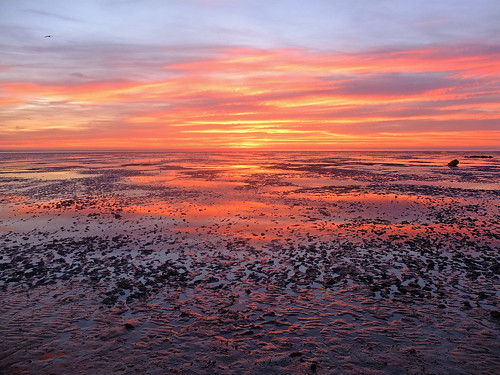 Snettisham Sunset