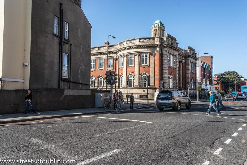 Rathmines Area Of Dublin