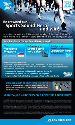 Sennheiser Sports Sound Hero (eDM-large)